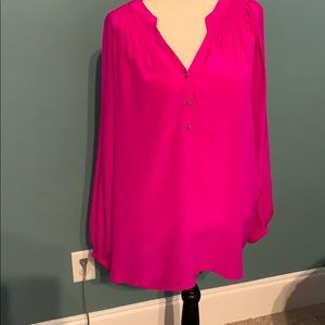 Used Lilly Pulitzer Collection magenta Elsa